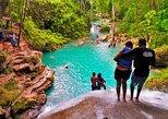 Ocho Rios to Blue Hole with Transportation, Runaway Bay, JAMAICA