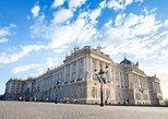Acesso antecipado ao Palácio Real de Madrid. Madrid, Espanha