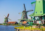 Zaanse Schans Windmills, Volendam, and Marken from Amsterdam. Amsterdam, HOLLAND
