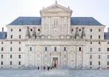 Mosteiro de El Escorial e o Vale dos Caídos de Madri. Madrid, Espanha