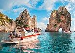 Boat Excursion Capri Island: Small Group from Positano. Positano, ITALY