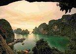 Crucero de noche en la bahía de Ha Long con kayak, Tai Chi, natación.... Hanoi, VIETNAM