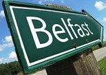 Traslado particular na partida: hotel para o aeroporto de Belfast,