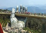 Early Start to GOLDEN BRIDGE & BA NA HILL via Cable Car to Avoid Crowd (Private), Da Nang, VIETNAM
