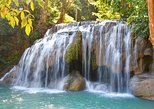 Private Erawan Waterfall & Kanchanaburi Highlights from Bangkok. Kanchanaburi, Thailand