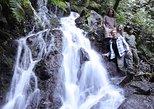 Waterfall Hike. San Pedro La Laguna, Guatemala