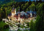 Private Tour to Dracula's Castle,Brasov and Peles Castle from Bucharest 1-8Seat, Bucareste, ROMÊNIA