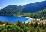 Private Shore Excursion: Melissani Lake, Agrilia Monastery, Antisamos beach. Cefalonia, Greece