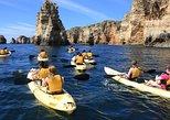 Tour de kayak em Lagos para visitar as grutas e snorkel.. Lagos, PORTUGAL
