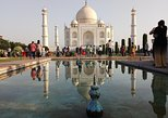 Golden Triangle covering Taj Mahal (One of the 7 wonders of world), Nueva Delhi, India