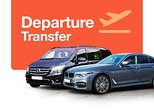Private Departure Transfer from Frejus to Nice Airport, Frejus Saint-Raphael, FRANCIA