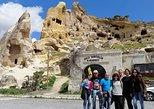 Excursão de dia inteiro na Capadócia - Cidade subterrânea de Kaymakli (inc. Almoço e ingresso do museu). Goreme, TURQUIA