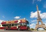 Paris Big Bus Hop-On Hop-Off Tour. Paris, FRANCE