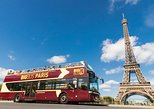 Excursão de ônibus panorâmico Paris Big Bus. Paris, França