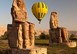 Hot air balloon. Luxor, Egypt