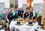 Rabat family cooking class. Rabat, Morocco