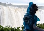 Guided Tour of the Victoria Falls On The Zambia Side. Livingstone, Zimbabwe