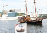 Mini-cruzeiro turístico em Oslo pelo Fiorde de Oslo. Oslo, NORUEGA