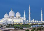Abu Dhabi: Grand Mosque, Etihad Towers & Royal Palace Visit from Dubai. Abu Dabi, United Arab Emirates