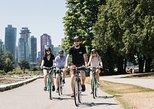 Excursão de bicicleta para grupos pequenos pelos destaques de Vancouver com Stanley Park,