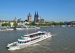 Cologne Rhine River Cruise and Skip the Line at Hard Rock Cafe. Colonia, GERMANY