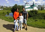 Private Golden Ring day tour (Vladimir & Suzdal) from Moscow by train. Moscu, RUSSIA