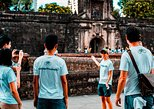 Experience Intramuros with bamboo bicycle - Ecotours. Manila, PHILIPPINES