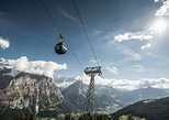 Mt First Admission in Grindelwald. Grindelwald, Switzerland