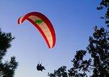 Paragliding Flight in Lebanon,