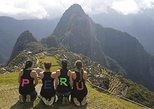 Guia en Machu Picchu. Machu Picchu, PERU