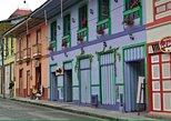 Los colores de Filandia, el nuevo Salento.. Pereira, COLOMBIA
