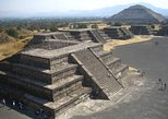 From Mexico City: Private tour to Teotihuacan Pyramids. Ciudad de Mexico, Mexico