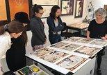 Tour de arte por los talleres de artistas alrededor de San Miguel de Allende. San Miguel de Allende, MEXICO