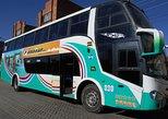 Uyuni to La Paz Tourist Bus, Uyuni, BOLIVIA
