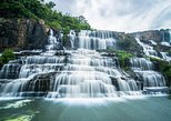 Da Lat waterfalls tour. My Son, Vietnam