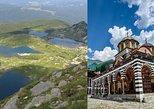 7 Rila Lakes and Rila Monastery tour, Sofia, BULGARIA