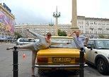 Recorrido privado: historia del comunismo de Varsovia en un Fiat retro. Varsovia, POLONIA