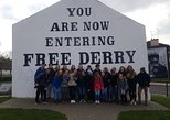 Bogside history tours. Londonderry, Ireland