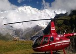 Helicopter Tour To Annapurna Base Camp From Pokhara. Pokhara, Nepal