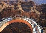 Paseo en helicóptero por el Grand Canyon Skywalk y en helicóptero,