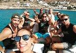 Scenic Boat Tour of Ios, Ios, Grécia