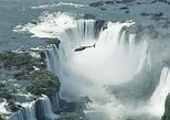 Iguassu Falls Panoramic Helicopter Flight. Puerto Iguazu, ARGENTINA