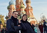 Red Square and City Ultimate Tour with Professional Local Guide. Moscow, RUSSIA