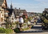 Gramado and Canela Full-Day Guided City Tour with Black Lake,