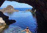 Recorrido de día completo en vehículo todoterreno descapotable por las piscinas de lava de Porto Moniz y la plataforma de observación. Funchal, PORTUGAL