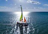 Veleando en el paraíso. Isla Holbox, MEXICO