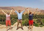 Excursión de 3 días al desierto marroquí desde Marrakech,