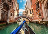 Paseo en góndola por el Gran Canal de Venecia y visita guiada a pie. Venecia, ITALIA