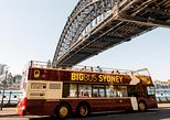 Big Bus Sydney and Bondi Hop-on Hop-off Tour. Sidney, AUSTRALIA