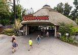 Recorrido de 30 minutos en el tranvía del Safari Park del Zoo de San Diego. San Diego, CA, ESTADOS UNIDOS